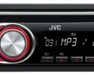 Radioodtwarzacz JVC CD/MP3